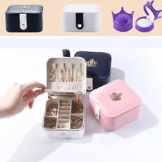 case, jewelrycase, crown, Box