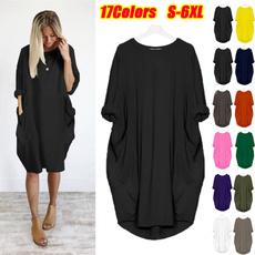 Plus Size, baggyshirt, Shirt, Sleeve