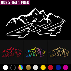 Mountain, Car Sticker, Carros, Stickers