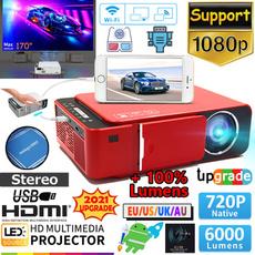 wifiprojector, projector, Hdmi, projecteur