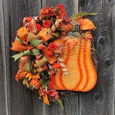 Home & Kitchen, halloweenwreathhanger, Garden, Home & Living