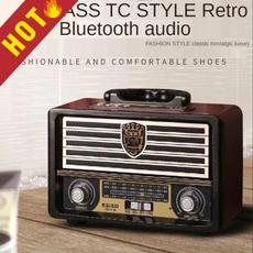 Stereo, usb, Classics, Wooden