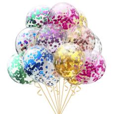 latex, Star, Shower, Balloon