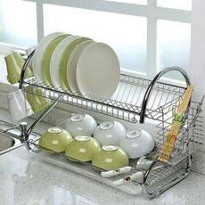 Kitchen & Dining, multifunctionaldishwashingrack, dishesshelf, Household