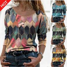 blouse, Tops & Blouses, wintershirt, Sleeve