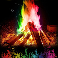 Outdoor, Magic, Hiking, firecolorful