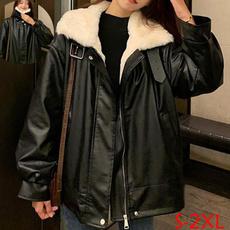 Jacket, Fashion, velvet, Long Sleeve