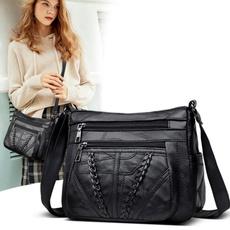 Shoulder Bags, Messenger Bags, leather, shoulderbagwomen