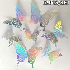 butterfly, party, Decoración, Butterflies