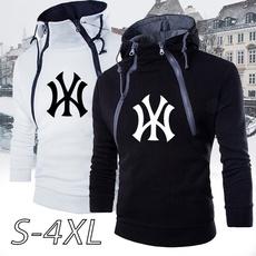 Outdoor, New York Yankees, slim, pullover sweater