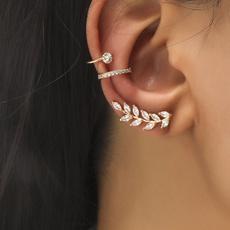 Women, Jewelry, vintage earrings, Stud Earring