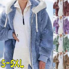 winterlongcoat, warmjacket, hooded, Winter