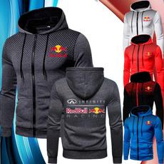 Fleece, Fashion, Winter, zipperjacket