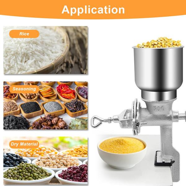 Kitchen & Dining, graingrindermachine, grinder, Small Kitchen Appliance