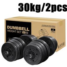 dumbbellsandweight, gymexercisetrainingtool, fitnessdumbbellset, Fitness