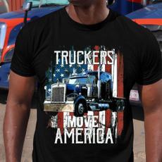 drivertshirt, truckingshirtsformen, Cotton Shirt, drivershirt