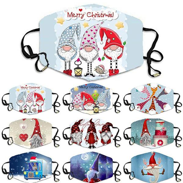 Fashion, Christmas, unisex, christmasmask