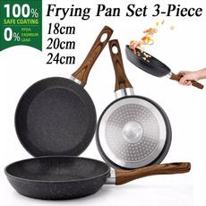 fryingpan, Kitchen & Dining, nonstickcookware, Pot