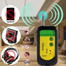 signaldetector, Spy, antispydevice, wirelessdevice