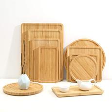tray, purenaturalbambootray, foodtray, Dessert