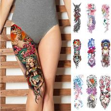 tattoo, waterprooftattoosticker, Tattoo sticker, Stickers