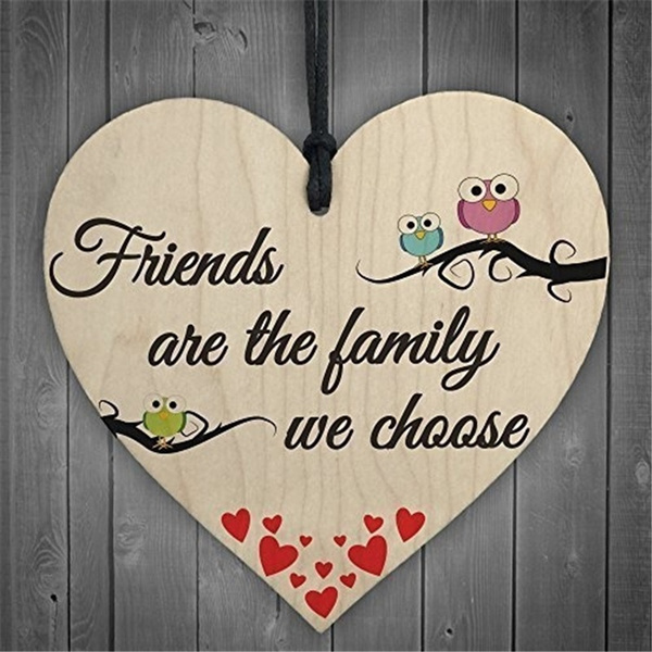 Heart, Family, bestfriend, Home Decor