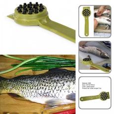Mini, solid, fishscalescraper, wearresistant