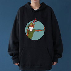 Funny, Casual Hoodie, Spring/Autumn, Long Sleeve