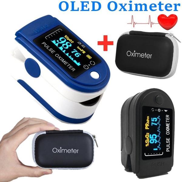 pulseoxymeter, temperaturemeasurement, oximetro, Bags