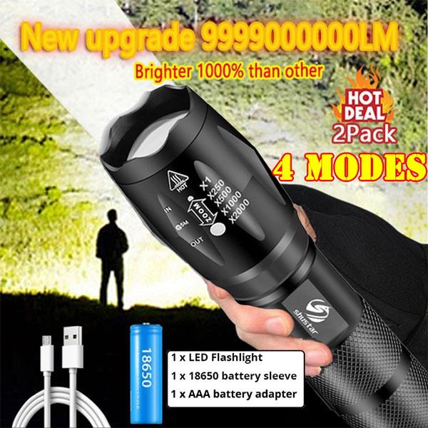 Flashlight, flashlight6led, outdoorcampingaccessorie, Outdoor