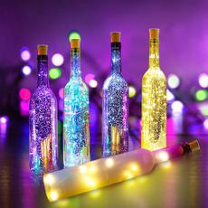 Copper, lightpost, ledlightsforroom, Christmas