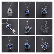 blueeyenecklace, devils, eye, luckynecklace