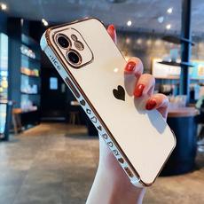 case, Heart, iphone12, Love