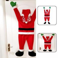 hangingdecoration, Simple, Ornament, santaornament