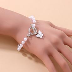 butterfly, Beaded Bracelets, Fashion, butterflybracelet