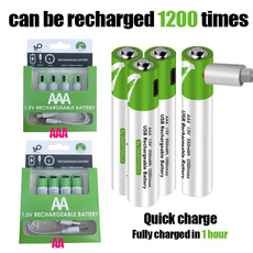 Flashlight, Batteries, Remote Controls, usb