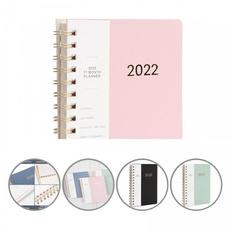 School, Jewelry, spiralring, 2022diaryplanner