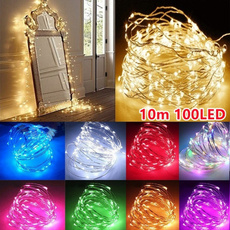 Copper, christmasfairylight, Outdoor, led