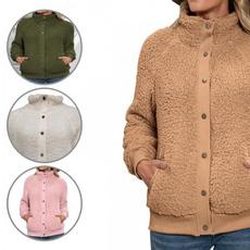 Fashion, Outerwear, fleecejacket, turtleneck