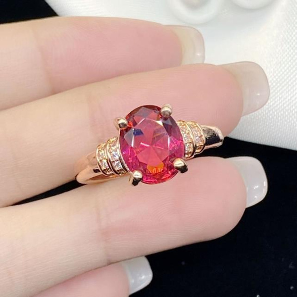 18 k, DIAMOND, ruby, wedding ring