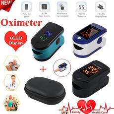 Monitors, fingerclippulseoximeter, Waterproof, Healthy
