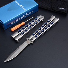 butterfly, Stainless Steel Tools, pocketknife, Blade