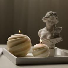 spherical, candlemakingkit, Silicone, resinmold