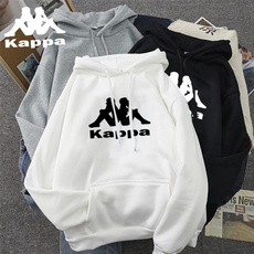 Fleece, Fashion, kappa, letter print