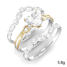 Heart, DIAMOND, Jewelry, peach