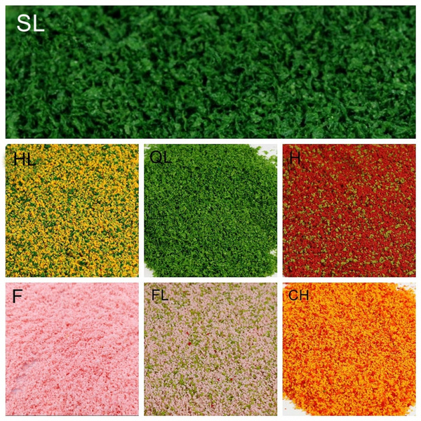 modelgrasspowder, baggedtreepowder, Flowers, diyflowertree