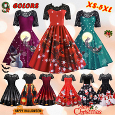Fashion, Lace, Halloween Costume, Dress