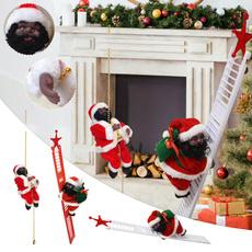 Toy, Christmas, Ornament, electricsantaclau