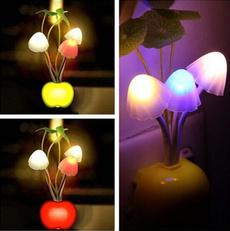 led, Home Decor, Mushroom, mushroomlight
