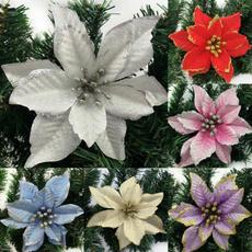 Flowers, Christmas, Tree, treedecoration